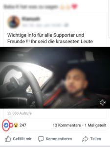 Facebook Auto Likes kaufen