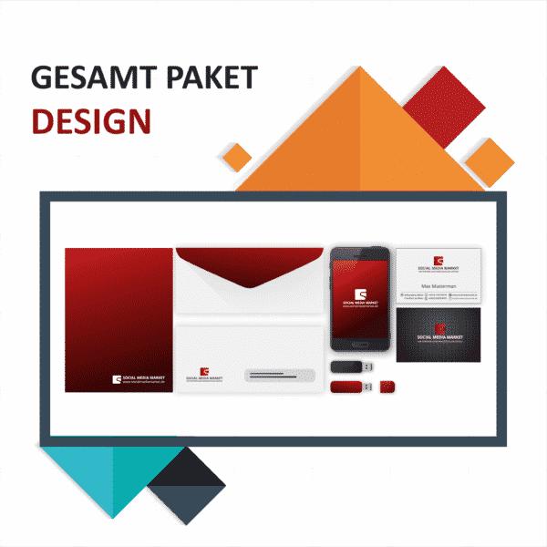 Logo und Visitenkarten Design