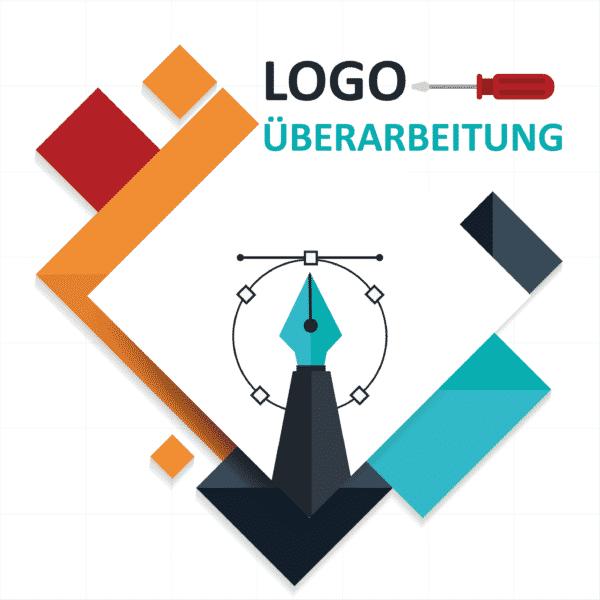 Logo überarbeiten lassen