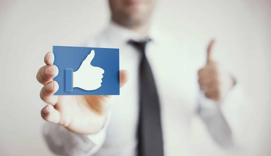 Facebook Seite aufbauen