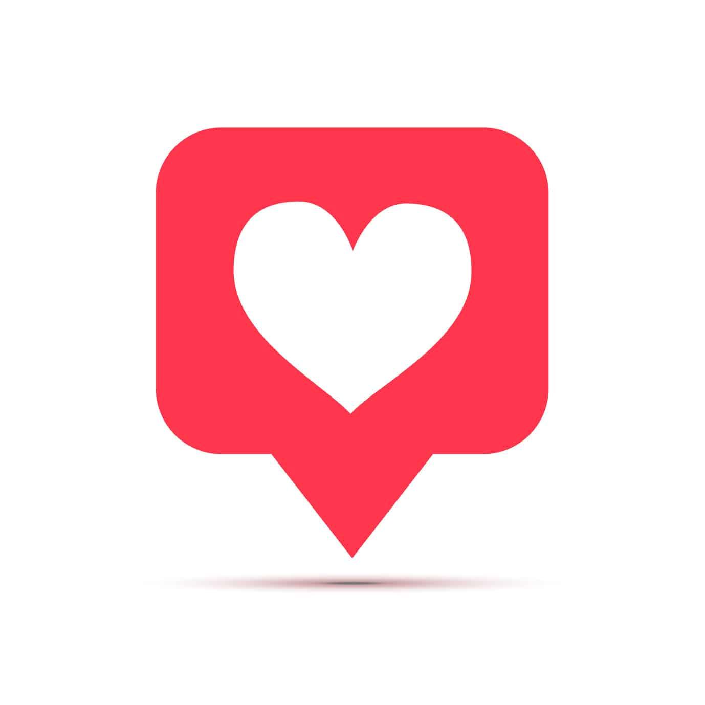 Herz Instagram